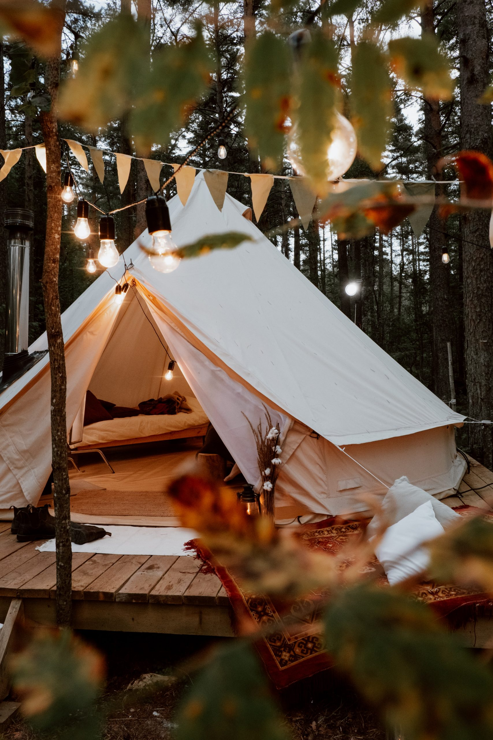 Glamping in Suxen